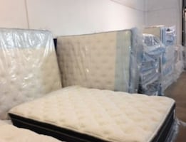 Clearing Out Brand New King and Queen Mattresses