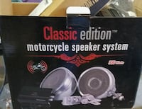 CLassic Edition motorcycle speaker system box Wichita, 67216