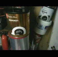 Free coffee tins Quinte West, K8V 3W5