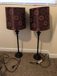 two lamps together for 20$ Jacksonville, 32207