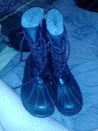 Thermolite boots