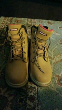 Craftmen worker boot Size:10.5 Arlington, 22204