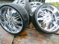 26 inch wheels District Heights, 20747