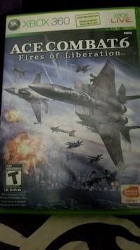 Ace combat 6 xbox 360 game Mississauga, L4Z 0A5