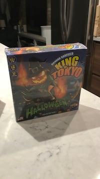 King of Tokyo - Halloween Collector's Pack 1 Toronto, M5A 3P5