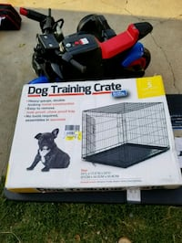 Dog training crate (small) Los Angeles, 90028