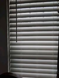 faux wood blinds. Towson