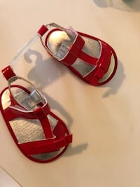 Baby girl shoes (new)