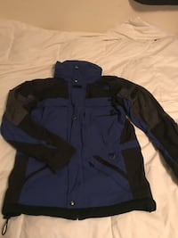 """North Face """"Extreme weather collection"""" winter jacket"""