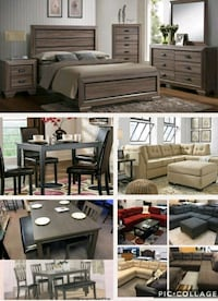 Mattress Bedroom Dining chairs Sofa