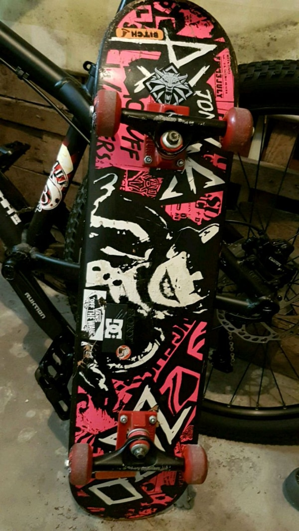 Zero Deck 7,5 Limited Edition (komplett)