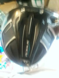 black and gray full-face helmet Portland, 97206