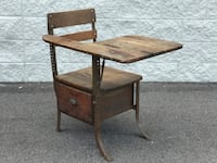 Antique School Desk Thonotosassa, 33592