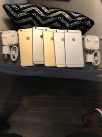 IPhone 6pluse. Unlocked 270 each phone  Dallas, 75287