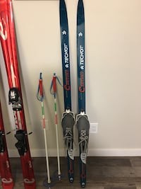 Century techno-pro cross country skis Vancouver, V5S