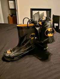 Batman rainboots boys 13y Remington, 22734