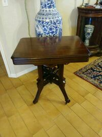 Antique table North Fort Myers, 33903