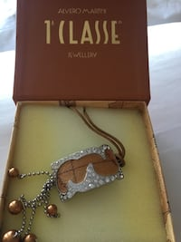 Tilasse necklace authentic bought in Rome never Worn  Toronto, M4G
