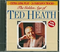 LIKE NEW ** Ted Heath CD * The Golden Age of * Vol Four Hamilton