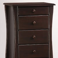 Solid Wood Lingerie Chest - 10 Year Warranty ALEXANDRIA