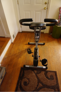 black and gray foldable and portable bike (115 or best offer) WASHINGTON