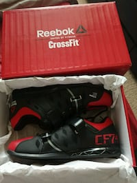 New Reebok Crossfit Performance shoes. Sz. 12 Washington, 20001