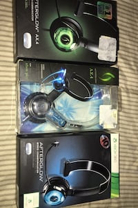 Xbox360 HeadSet AfterGlow New York, 10451