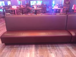 FREE restaurant bench seats