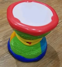 Leapfrog ABC and Music Learning Drum Like New! Manassas, 20110
