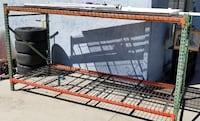 Heavy duty pallet racks Lake Elsinore, 92532
