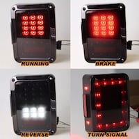 LED JEEP TAIL LIGHTS Rockville, 20852