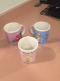 Set of 3 precious moments cups Whitby, L1N 1W4