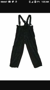 ECW overall pants new in plastic
