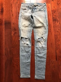 Garage ripped / Distressed Jeans Vaughan, L6A 0Y1