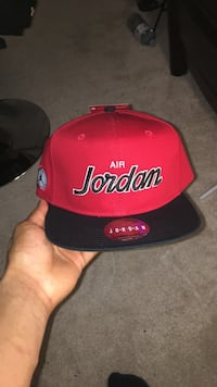 Air Jordan Hat (Snapback) with Jordan Bag Milton, L9E 1E6
