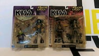 Two KISS Psycho Circus action figures Hopewell Junction, 12533
