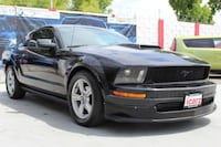 2006 Ford Mustang 2dr Cpe Standard Sacramento