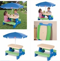 Play / picnic table