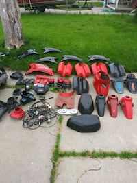 Honda Spree parts