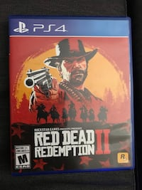 Red Dead Redemption 2 PS4 Toronto, M9B