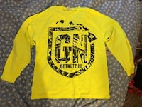 Brand New Get Nutz Hi Visibility Long Sleeve T-shirt - XL - pickup in Aiea across Toys r Us Aiea, 96701
