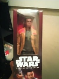 Star Wars character action figure with box Dallas, 75211