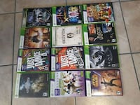 Xbox 360 games $5 each Red Deer, T4P 0J8