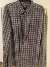 Armani exchange size xl.