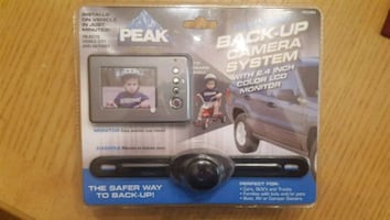 Wireless Back-Up Camera System