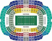 Baltimore Ravens Season Tickets Ellicott City, 21042