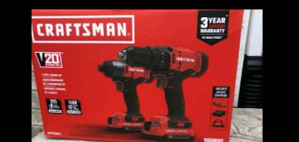 Craftsman Drill and Impact