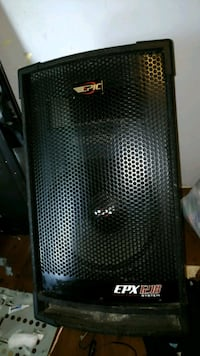 Epx 12.18 PA speakers (pair)  Spring Hill