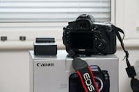 Canon EOS 5D Mark IV 30.4MP Digital SLR Camera (Body Only) OSLO