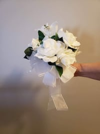 Wedding aisle flowers (16pcs) Vaughan, L4L